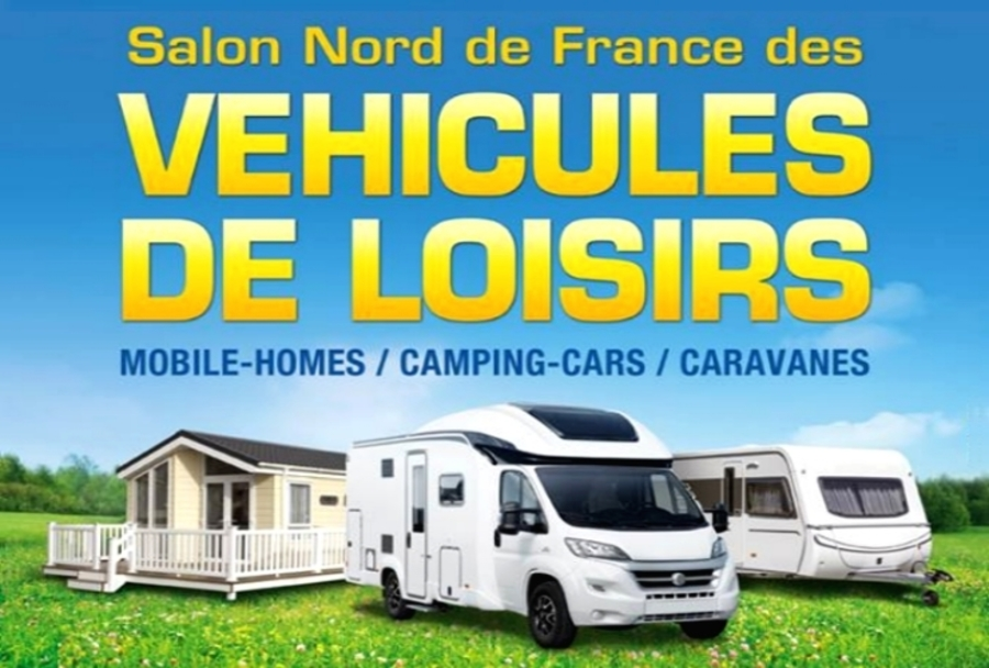 SALON NORD FRANCE VEHICULES LOISIRS EN DOUAI (FRANCIA)