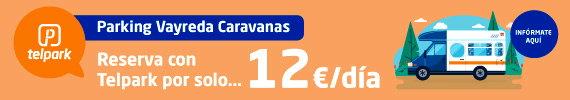 Empark-Vayreda Parking autocaravanas en Girona