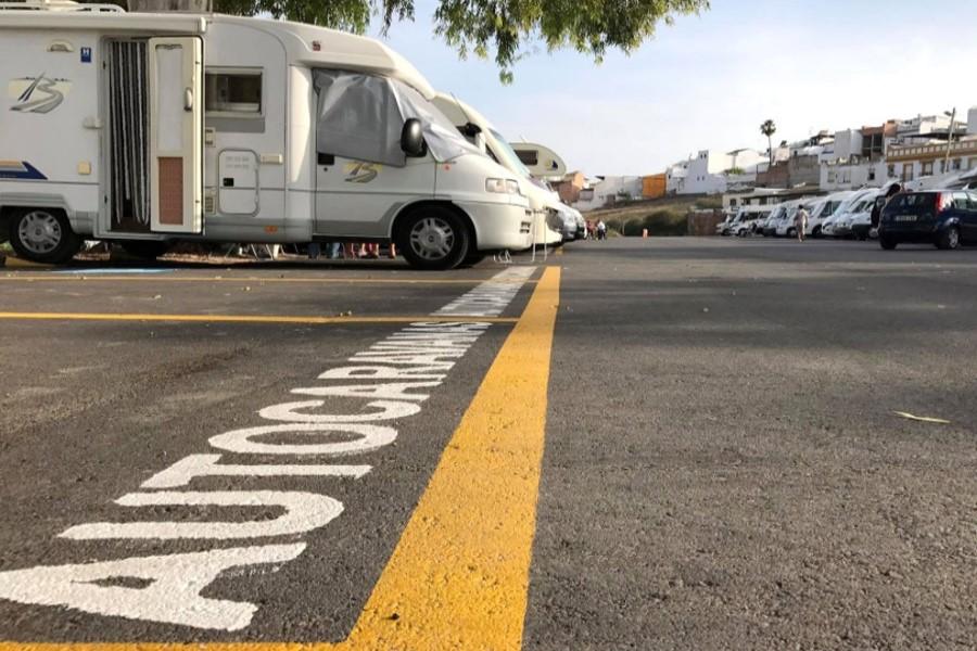 bcec7102168 Áreas de servicio y pernocta para Autocaravanas en España y Europa